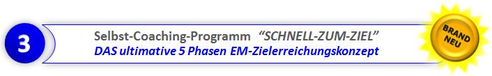 Selbstmanagement - www.em-coaching.com  Anmeldebutton 2 Schnell zum Ziel II